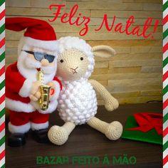 Feliz Natal!!! Muita luz de Jesus no seu lar.  facebook.com/bazarfeitoamao