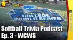 This episodes question is about the Women's College World Series. Each week on The Softball Trivia Show your host Gary Leland brings you a fastpitch softball trivia question to test your knowledge on the history, stats, standings, and all things Softball! Thank you for listening to this session of the Fastpitch Radio Network!  Get The Fastpitch Radio App: http://app.fastpitchradio.com Subscribe on iTunes: http://podcast.fastpitchradio.com Subscribe on Stitcher…