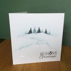 Early start to Christmas cards | docrafts.com