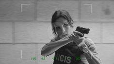 Daniela Ruah Spotted on NCIS Los Angeles Set (9/30)