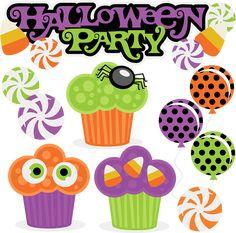 Halloween Party SVG cutting files halloween svg cuts free svg files free svg cuts
