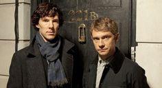 Sherlock 3×01 The Empty Hearse