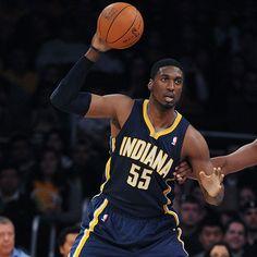 Roy Hibbert Dunking | NBA.com: ALL-STAR 2012