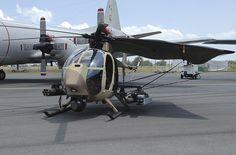Thảng thốt sức mạnh trực thăng chỉ nặng 1,4 tấn của Mỹ - Hình 8