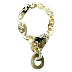 QueCraft Horn Chain Necklace - Q11563