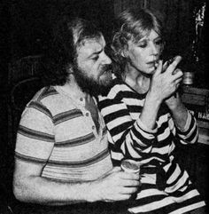 JOE COCKER & MARIANNE FAITHFUL