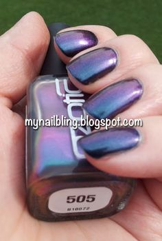 Ozotic 505 over OPI Russian Navy