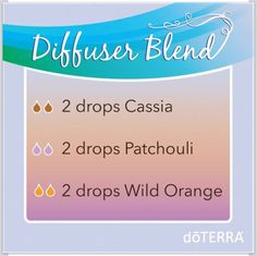 Essential Oils With Betsy, Oxford, Pennsylvania. I invite you to join me in learning about doTERRA essential oils at. Cassia Essential Oil, Patchouli Essential Oil, Essential Oil Diffuser Blends, Essential Oil Uses, Doterra Diffuser, Patchouli Oil, Diffuser Recipes, Aromatherapy Oils, Healing Oils