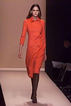 Carolina Herrera Fall 2000 Ready-to-Wear Fashion Show Collection