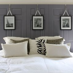 3 Great Ideas to Make a Headboard in Less Than 15 Minutes - dsgnWrld