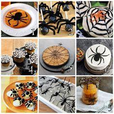 Halloween Week 2011: Arachnophobia Party Concept