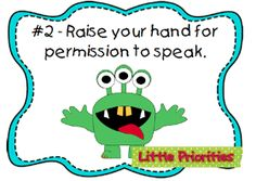 Check out these cute Whole Brain Teaching Monster Theme Rule Posters   Pick up the whole set at my blog and then check out some of my other...
