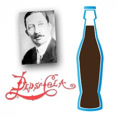 Do you know who created the formula for Pepsi? Caleb Bradham, a pharmacist from North Carolina.  He invented the drink in 1893, formed from the blend of kola nut extract, vanilla, and oils.