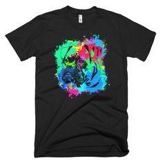 Boxer - Colorful Paint - Men T-Shirt