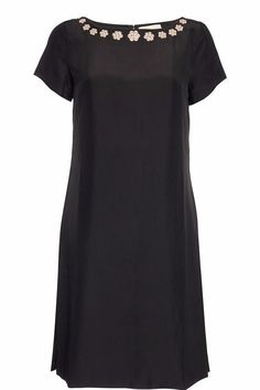 Faye Dress in Black