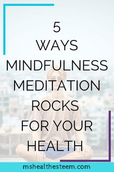 Feel more relaxed and less anxious, become more focused, support your immune system and foster a healthy blood pressure and more with Mindfulness Meditation Meditation Mantra, Meditation For Anxiety, Walking Meditation, Meditation For Beginners, Meditation Benefits, Meditation Techniques, Daily Meditation, Meditation Practices, Mindfulness Meditation