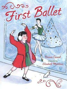First Ballet by Deanna Caswell
