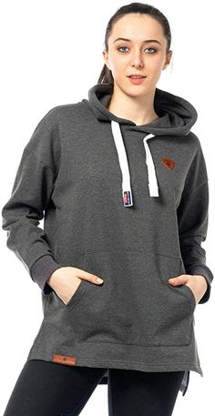 Gutes Produkt  Bekleidung, Damen, Sweatshirts & Kapuzenpullover, Kapuzenpullover Damen Sweatshirts, Hoodies, Streetwear, The North Face, Under Armour, Hooded Jacket, Sweaters For Women, Athletic, Jackets