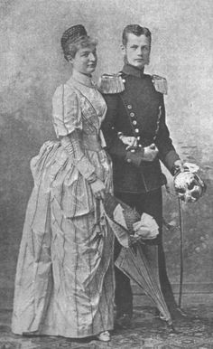 Margarethe & Albert of Thurn and Taxis: