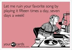 favorite song someecards