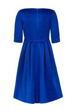 Sukienka z ciekawym tyłem   ivon   SHOWROOM