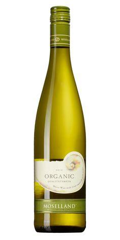Moselland Organic vitt vin 69 kr