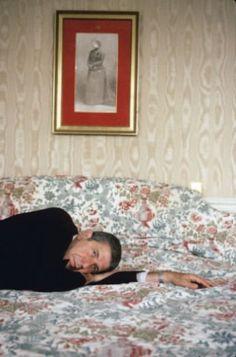 Claude Gassian, Leonard Cohen, Paris, 1994