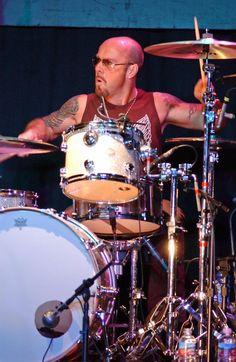 Jason Bonham of Jason Bonham's Led Zeppelin Experience