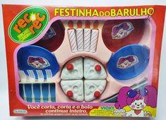 """Simplesmente adorava a minha """"Sorveteria do Barulho"""" da Glasslite! A coleção Rec Rec tinha também """"Salada do barulho"""" e """"Festinha do barulho"""". Você tinha algum? Relembre mais de 800 brinquedos dos anos 80 e 90 no site www.voceselembra.com"""