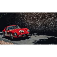 And one last one, this time by the flint wall. Just because today is the 55th anniversary of the 250 GTO, so here it is again at this years Goodwood Festival of Speed - - - @ferrari_uk_ @ferrari #ferrari #ferrari250 #Ferrarifriday #250GTO #FOS #Carvibe #revival #RevivalStyle #goodwoodfos #goodwood #racecar #classic #car #auto #ClassicDriver #stanceworks #DriveTastefully #racing #classiccars #carsofinstagram #carporn #motorsport #caroftheday #egarage #automotivelifestyle #colourgrading…