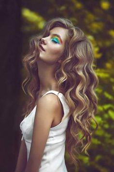 Beautiful waves and pure 'hairspiration' <3