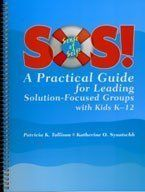 : A Practical Guide for Leading Solution-Focused Groups with Kids Therapy Tools, Therapy Ideas, Solution Focused Therapy, School Counselor, Adolescence, Counseling, Kids, Children, Activities