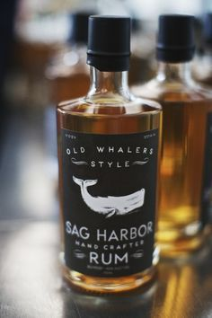 Sag Harbor Rum: How Does A New Craft Liquor Label Stand Out On An Overcrowded Shelf?