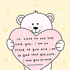 Cute Motivational Quotes, Dear Self Quotes, Cute Messages, I Sent You, Cute Memes, Proud Of You, Love You So Much, Positivity, Words