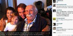 Pai de Emerson Fittipaldi morre aos 92 anos no Rio  O ex-radialista Wilson Fittipaldi, pai dos ex-pilotos Emerson Fittipaldi e Wilsinho Fittipaldi, morreu na madrugada desta segunda-feira, aos 92 anos. Ele estava internado desde o dia 25 de fevereiro no Hospital Copa D'Or, na zona sul do Rio de Janeiro. A causa da morte não foi divulgada.    Conhecido como Barão, Wilson Fittipaldi foi um dos pioneiros na locução de corridas no Brasil e narrou o primeiro dos do  (Leia [+] clicando na imagem)