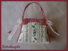 cross-stitch needlebook purse