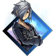 Zexion - Kingdom Hearts