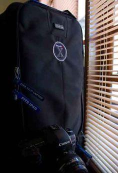 Camera backpack spec edition #FNX Airport Express @thinkTank Photo @FNshop