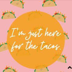 Taco Tuesday, Tacos