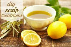 Coconut oil scalp treatments http://www.themotherhuddle.com/coconut-oil-scalp-treatment/