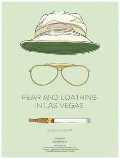 Fear & Loathing in Las Vegas. One of my favorite books. Has nothing to do with the fact that I lived there.  Read it many years before I moved there.