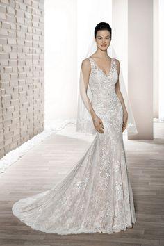 Νυφικά Φορέματα Demetrios 2017 Collection - Style 708
