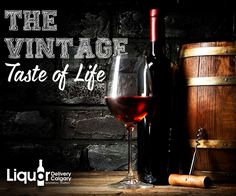 Drink some fine old #wine, in the comfort of your home. Place your wine order @ 403-968-9696 www.liquordeliverycalgary.ca