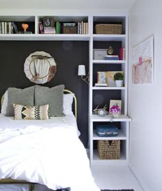 Nooks & Crannies – Making The Most Of Small Spaces   ROWE SPURLING PAINT COMPANY