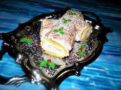 Tort buturuga cu mascarpone si cocos, fara zahar Olympus Digital Camera, Birthday Candles, Pudding, Breakfast, Desserts, Food, Cake Rolls, Mascarpone, Greedy People