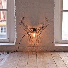 Давно у нас не было рогов , некоторые наверное и не знали о существовании такой лампы. Кому Антилопу? ☺ Стоимость лампы 7500 рублей. Лампочка приобретается отдельно