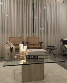 Apartment Interior, Apartment Living, Home Interior Design, Interior Architecture, Living Room Decor, Living Spaces, Decoration Chic, Beton Design, Home And Deco