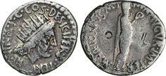 NumisBids: Numismatica Varesi s.a.s. Auction 65, Lot 110 : MARC'ANTONIO (38-37 a.C.) Denario. B. 80 Syd. 1199 Cr. 533/2 ...