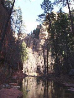 West Fork Trail, Sedona, AZ (Photo by Hazel Lodevico-To'o)