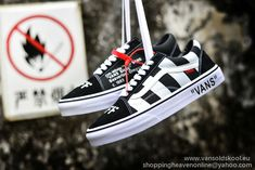 9a6c0c48fcb1 2018 Limited Edition Virgil Abloh Off-White x Vans Old Skool Black White